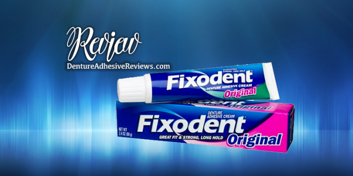 Fixodent Review Denture Adhesive Reviews