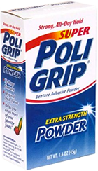 Super Poligrip Powder