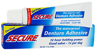 Secure Denture Cream