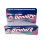 Staydent Denture Adhesive Cream