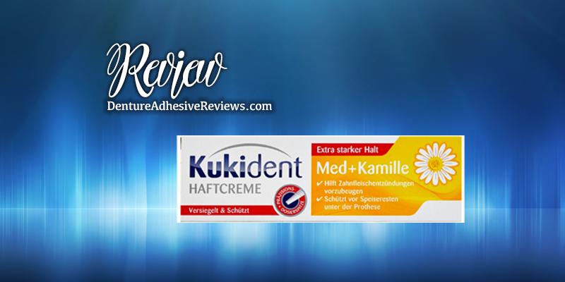 Kukident Denture Adhesive Cream Review